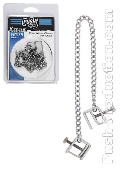 Nippelpresse - Press Nipple Clamps With Chain