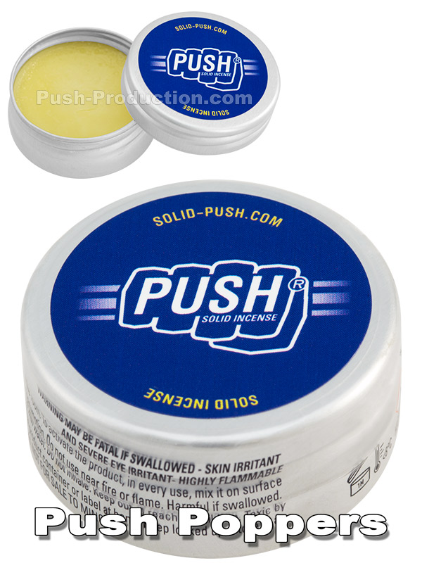 PUSH SOLID POPPERS small