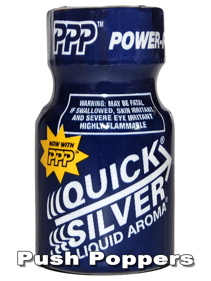 QUICKSILVER POPPERS small