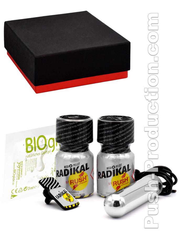RADIKAL RUSH POPPERS - Gift Box