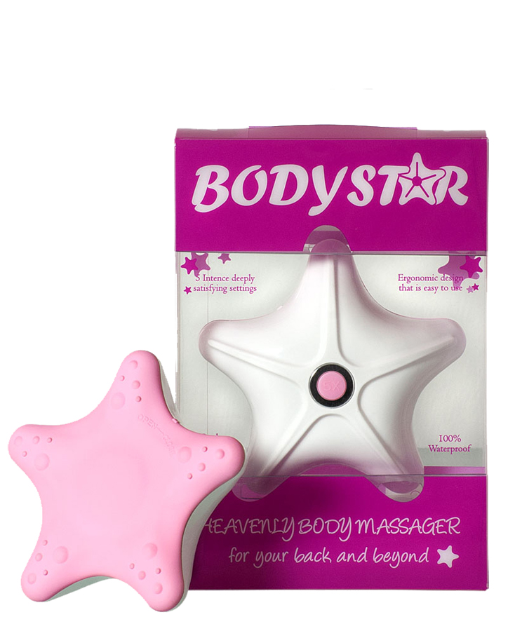 Body Star Pink and White