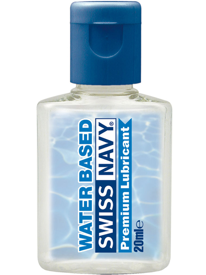 Swiss Navy (Wasserbasis) 20 ml