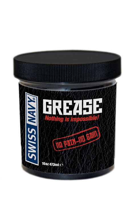 Swiss Navy Grease No Pain - No Gain 473 ml