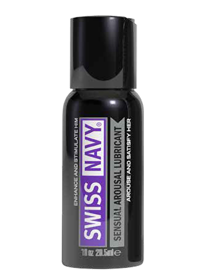 Swiss Navy Sensual Arousal Lubricant 29.5 ml
