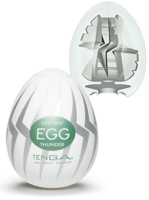 Tenga - Hard Boiled Egg Thunder