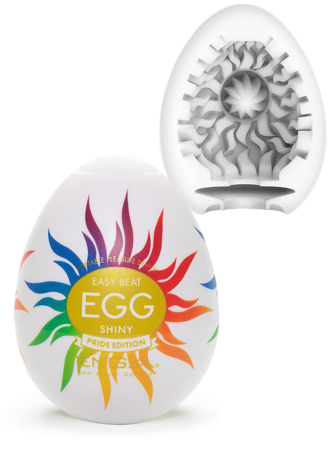 Tenga - Egg Shiny - Pride Edition