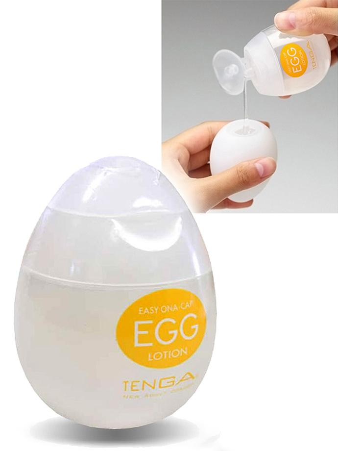 Tenga - Egg Lotion 65 ml
