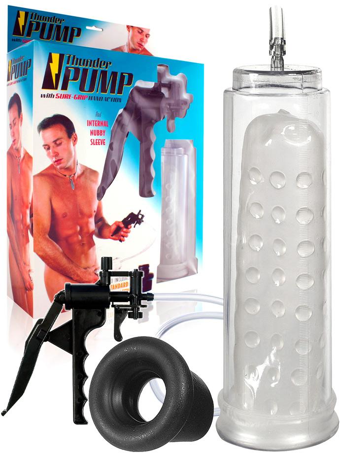 Penispumpe Thunder Pump