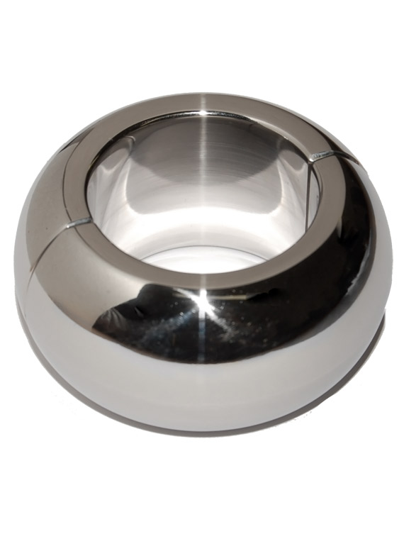 Stainless Steel Ballstretcher Oval - 30 x 35mm