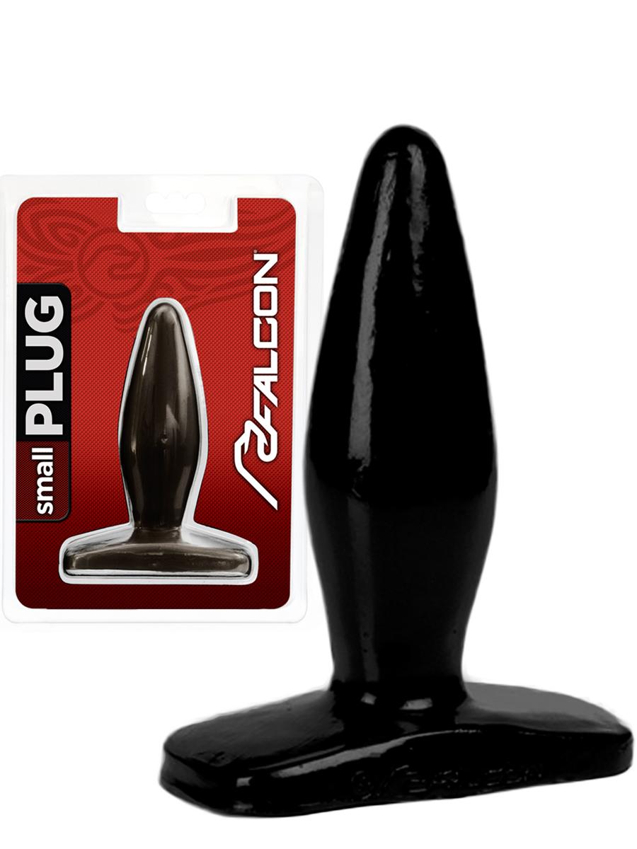 Falcon Buttplug - schwarz - small