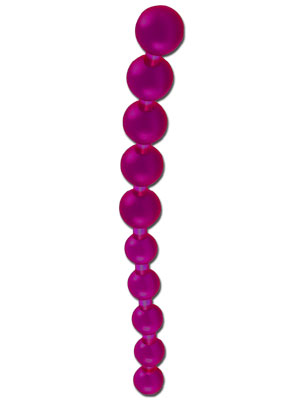 Jumbo Jelly Thai Beads - Lavendel