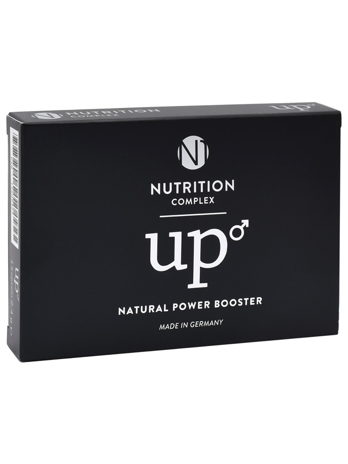 Nutrition Complex - UP - Natural Power Booster Capsules