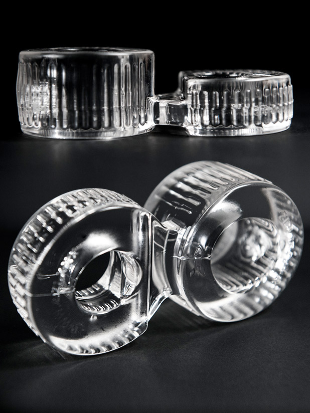 ZIZI Trainer Cockring Clear