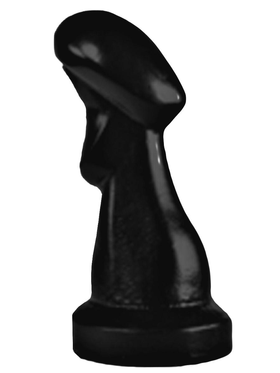 ZIZI Bishop Analplug Black