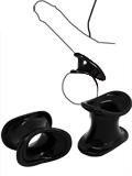 Ball Stretcher TPR Ergo (2x) Black