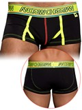 Andrew Christian - Show-It Tagless Boxer Black