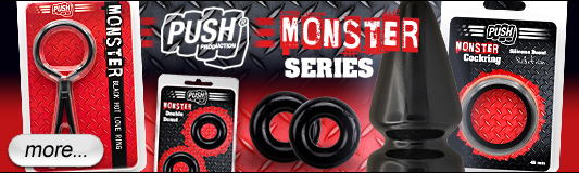 Push Monster Toys