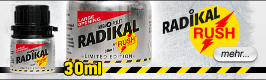 Brandneu: Radikal Rush