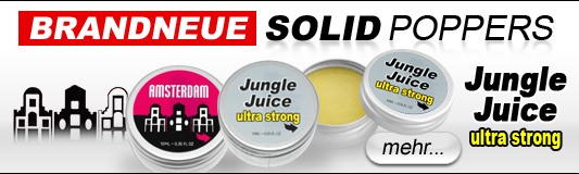 Brandneue Solid Poppers